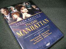 I'll Take Manhattan DVD, 2003-4-Disc Judith Krantz Valerie Bertinelli *BRAND NEW