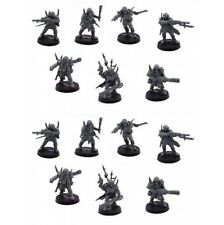 Chaos Space Marines Traitor Guardsmen x 14 Blackstone Fortress 40K - Cultists