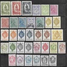 Liechtenstein Collection 1917-1920