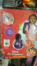 Dora Toddler Costume Rubbies size 2-4