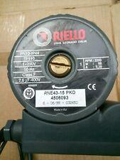Pompa Circolatore acqua caldaia Riello