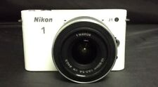Nikon 1 J1  Digital Camera w/ 10-30mm Lens (white)