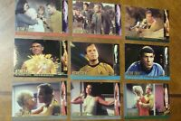 ❤🎈Star Trek card SKYBOX 1-58 original series season 1 CHARACTER LOG tos 1997
