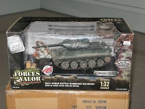 FORCES OF VALOR REF 80018 RUSSIAN T34/85 7TH GUARDS TANK ARMY EASTERN FRONT 1945