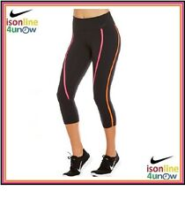 Nike 803004 012 Power Legendary Capri Tights Training Pants Gym  Size X-Small
