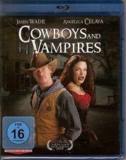 COWBOYS AND VAMPIRES - BLU RAY DISC