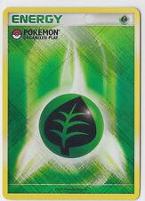 Grass Energy/Energie Plante Promo Reverse(Pokemon Organized Play)-Carte VO Neuve