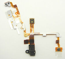 Apple iPhone 3g 3gs prise casque un de câble Flex Muet Commutateur power mute
