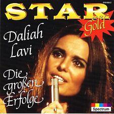 (CD) Daliah Lavi - Star Gold - Die Großen Erfolge - Nichts Haut Mich Um, Aber Du