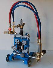 BLUEROCK ® Tools CG-211Y Manual Pipe Cutting Beveling Machine Track Torch Burner