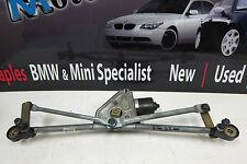 BMW Z3 Z3M WINDSHIELD WIPER MOTOR & MECHANISM P# 61608400002 & 67638363514