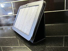 "Brown PU Leather Carry Case/Cover/Wallet Stand for Samsung Galaxy Tab 8.9"" P7300"