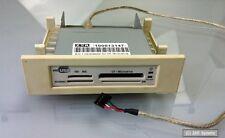 6 in 1 lettore di schede per CF, Microdrive, SM, SD, MMC, Memory Stick, 3.5 Pollici, USB