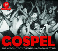 Various Artists : Gospel - The Absolutely Essential 3CD Collection CD 3 discs