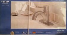 GROHE WEXFORD  Single-Handle Centerset Lavatory Faucet - Brushed Nickel 23307ENO