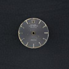 ROLEX Zifferblatt TRITIUM BLACK Schwarz AIR KING 5500 DIAL Perpetual