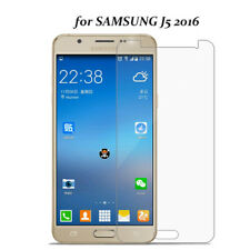 100% Genuine Tempered Glass HD Screen Protector Cover For Samsung Galaxy J5 2016