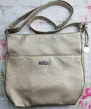 Grace Adele Pewter Color Purse Bag
