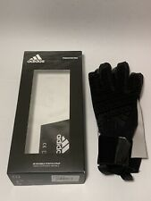 Adidas Predator Pro Goalkeeper Gloves Size 7 Gk Black Out Dy2596 Msrp $120