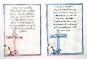 3D UPick Communion Baptism Christening Scrapbook Card Embellishment