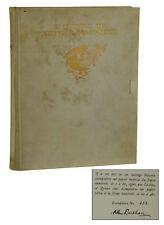 L'Oeuvre de Arthur Rackham ~ Signed Limited Deluxe French Edition ~ 1913 Vellum