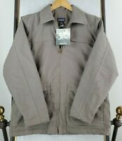 VTG NWT NOS 2001 PATAGONIA Womens Large Cotton Canvas Field Chore Jacket Coat