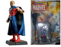 2011 Eaglemoss Supereroi Marvel Thor ABSORBING MAN Statuina Piombo MIB