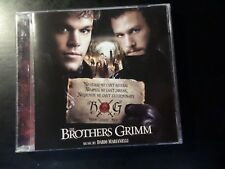 CD ALBUM  - SOUNDTRACK - THE BROTHERS GRIMM