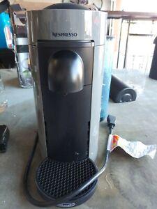 Nespresso Vertuoplus Gray Deluxe Bundle by Breville great shape works great