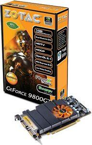 ZOTAC GeForce 9800 GT Synergy Edition