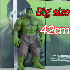 42CM HOT M+ Avengers Super Hero Incredible Hulk Action Figure Toy Collection