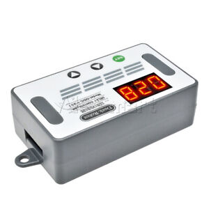 DC 12V Trigger Cycle Time Timer Delay Relay LED Display Digital Switch Relay