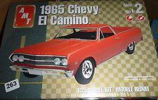 AMT 1965 CHEVY EL CAMINO WM Model Car Mountain KIT 1/25 FS