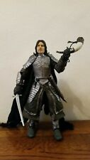 """Lord Of The Rings Boromir Captain Of Gondor  6"""" Action Figure Complete Toybiz"""