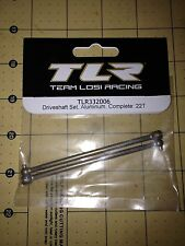 Team Losi Racing 22T Aluminum Driveshafts TLR332006 New In Package