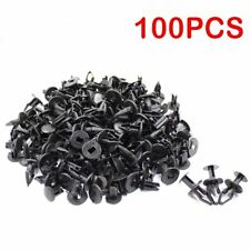100pcs 11589292 For GMC GM Fender Liner Clip Push-Type Fastener Flares Retainer
