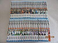 Haikyuu!! set of vol.1-45 Manga Comic Book Set Japanese version Brand new