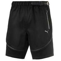 Puma Evo Mens Belt Fitness Training Gym Sports Activewear Shorts 572464 01 A16B