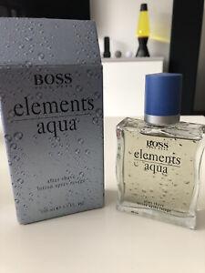 Hugo Boss Elements Aqua After Shave 100ml