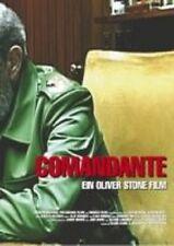 COMANDANTE DVD DOKUMENTATION FIDEL CASTRO NEU