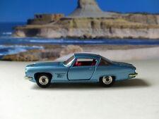 Corgi Toys 241 Ghia L6.4 in silver-blue