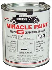 """Bill Hirsch Automotive """"Miracle"""" Black Rust Proof Paint Chassis Suspension Body"""