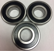 X3 6306Rs Bearings 30Mm Id 72Mm Od 19Mm Width This Is For 3 Bearings Free Ship