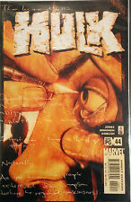 The Incredible Hulk (Vol 2) #44 Vf+ 1st Print Marvel Comics