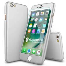 Premium Fullbody 360 Protection Case von Casylt in Silber für Ihr iPhone 6/6s
