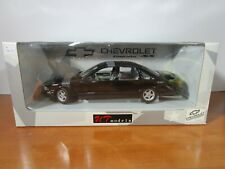 UT MODELS 1/18 BLACK 1996 CHEVY IMPALA SS USED *VERY NICE* BEAUTIFUL DIECAST