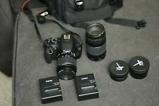 Canon EOS Rebel T5 18.0 MP DSLR Camera Kit with EF-S 18-55mm f/3.5-5.6 IS II...