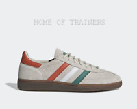 adidas Handball Spezial Clear Brown Ftwr White Gold Met Men's Trainers All Sizes
