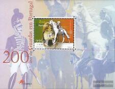 Portugal Block173 (kompl.Ausg.) postfrisch 2001 200 Jahre Gendarmerie