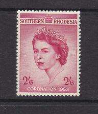 Southern Rhodesia 1953 Coronation  MNH